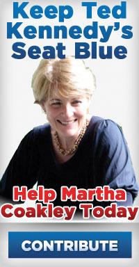 Support Martha Coakley!