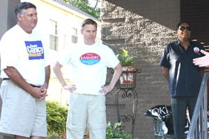 Danny Clancy, Wade Emmert, & Stephen Broden