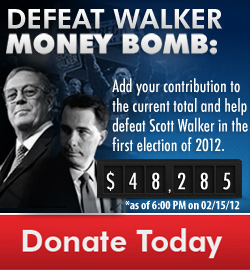 DefeatScottWalker