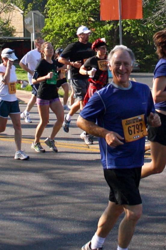 Sen. Watson Running