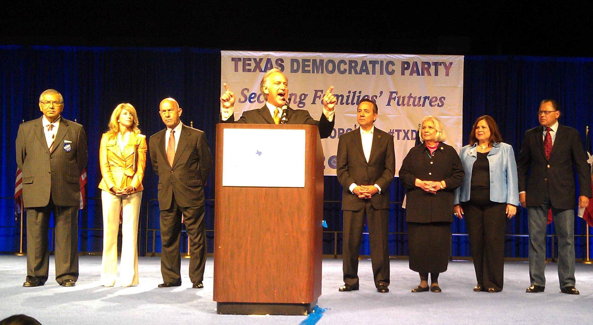 Texas Democratic Party Convention Speech
