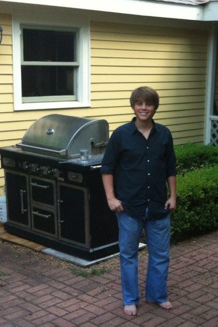Cooper cooking