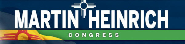 Martin Heinrich for Congress
